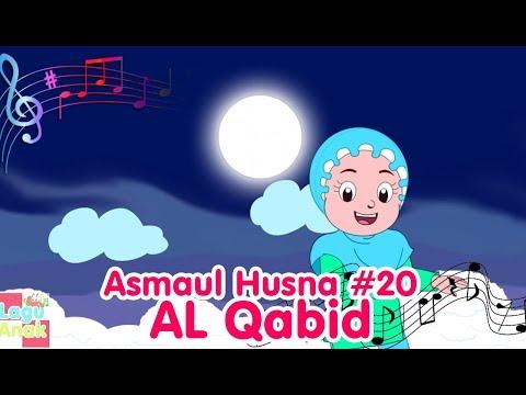 ASMAUL HUSNA 20 - Al Qabid | Diva Bernyanyi | Lagu Anak Channel