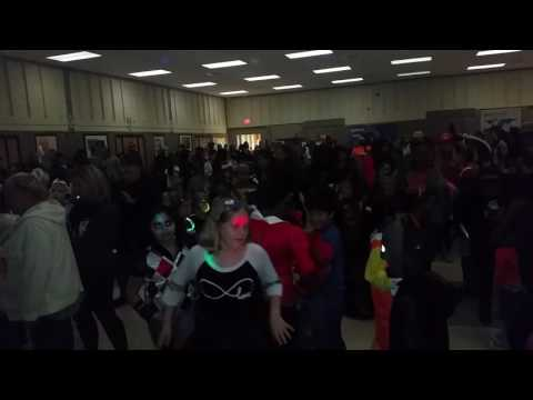 The Halloween party at Cromie Elementary School Warren MI