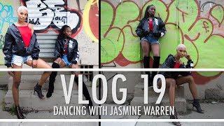 Sharam Diniz VLOG #19 DANCING WITH JASMINE NOIR