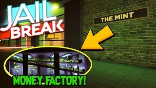 *NEW* MINT BANK LEVEL + AIRPORT EASTER EGGS IN JAILBREAK! (Roblox)