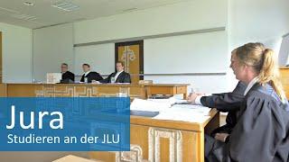 Jura studieren an der Justus-Liebig-Universität Gießen