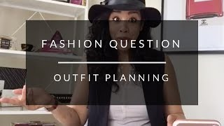 How To Become A Master At Outfit Planning