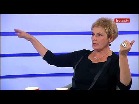 """Rūta Vanagaitė: """"Ar aš, kaip pilietė, turiu teisę klausti?"""""""