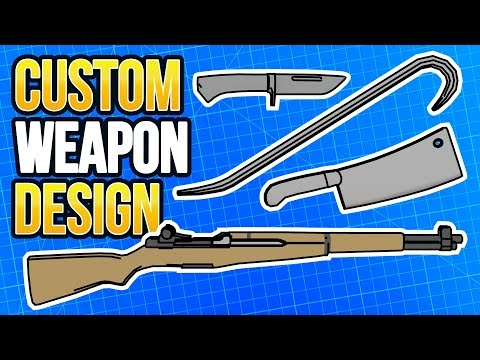 Make Ravenfield Melee Weapons, Mod Material, Upload Your Custom Gun to Steam Workshop Tutorial