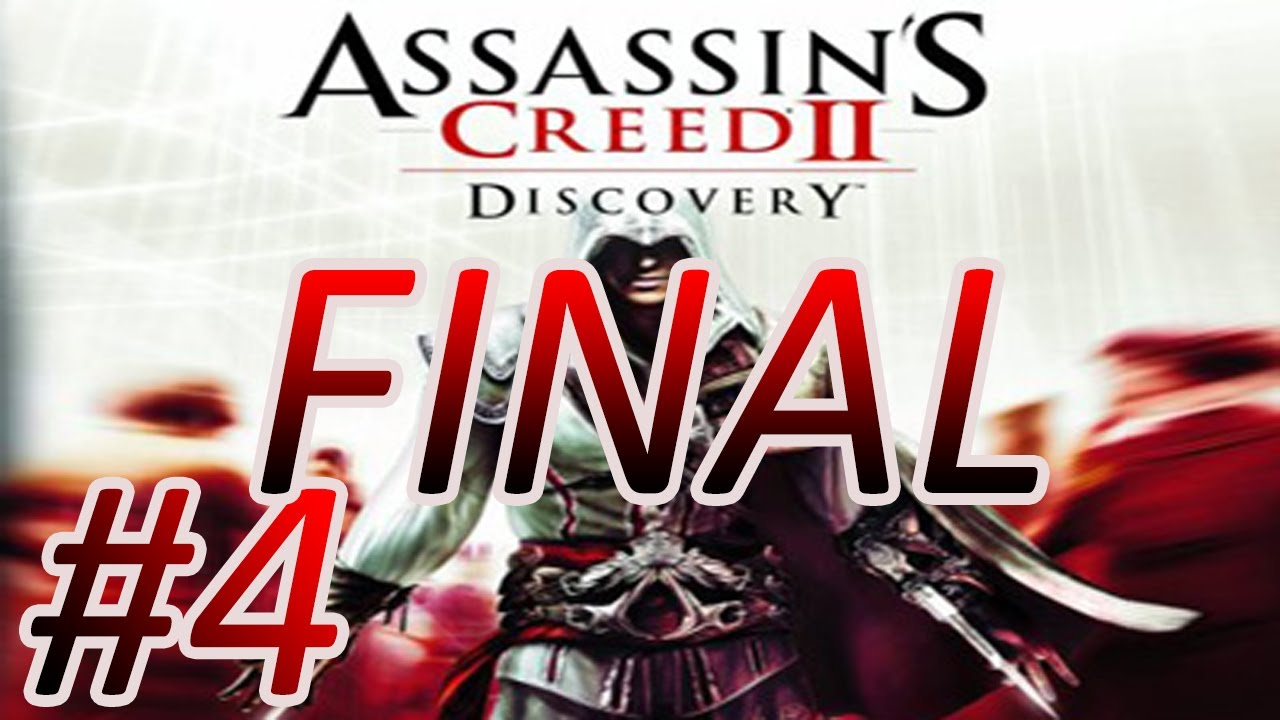 assassins creed 2 discovery ds walkthrough part 1 - 1280×720