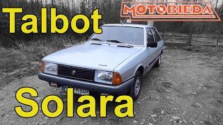 Talbot Solara robi do gara + KONKURS - MotoBieda