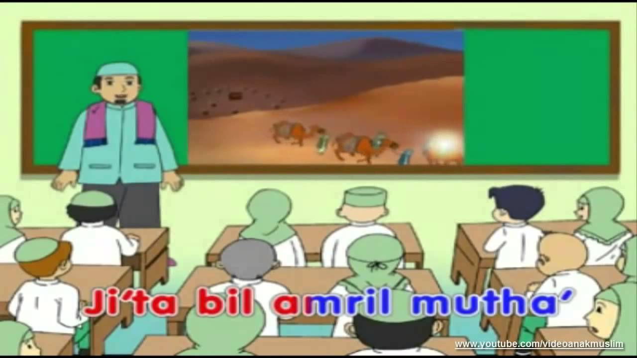 Anak Muslim Dan Muslimah Thalaal Badru