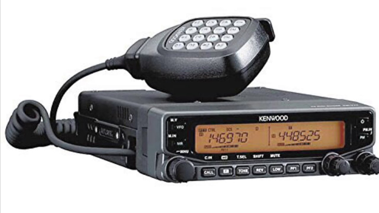 kenwood tm v71a dual band radio review youtube. Black Bedroom Furniture Sets. Home Design Ideas
