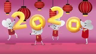 Chinese New Year 2020 Greeting