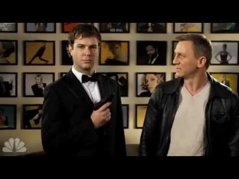 Daniel Craig Is Guest In Saturday Night Live