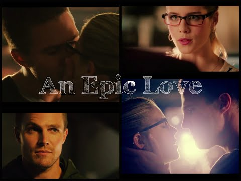 Oliver Queen/Felicity Smoak [3x01] || An Epic Love ...