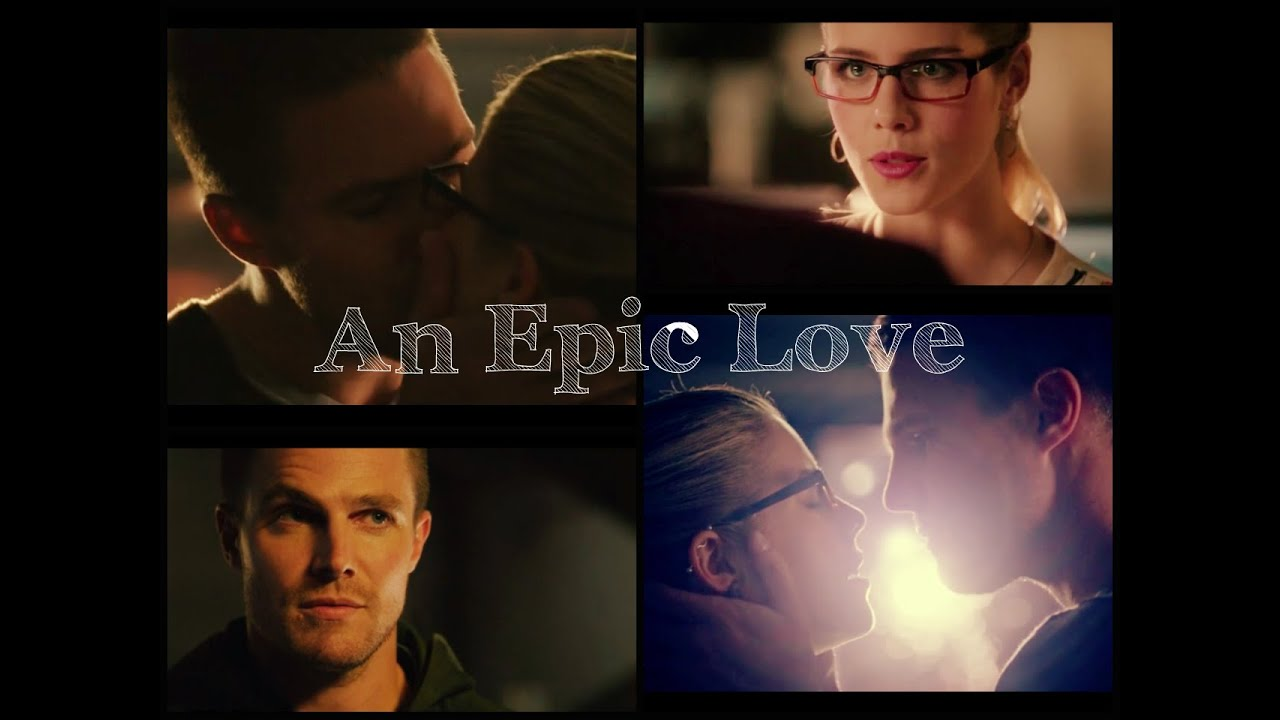 Oliver Queen//Felicity Smoak 3.01 || An Epic Love - YouTube