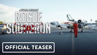 Star Wars: Rogue Squadron - Official Teaser (Directed by Patty Jenkins)