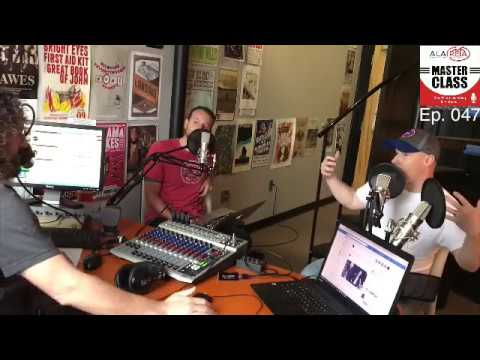 Talking music and REAL ESTATE with Birmingham Mountain Radio