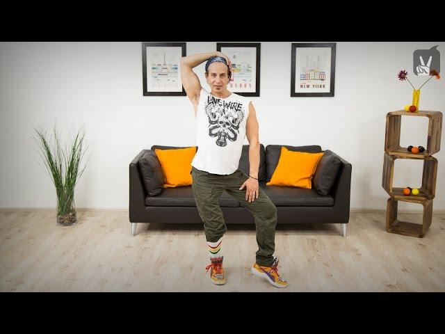 Dancehall Choreo: Dance Workout mit Achilles