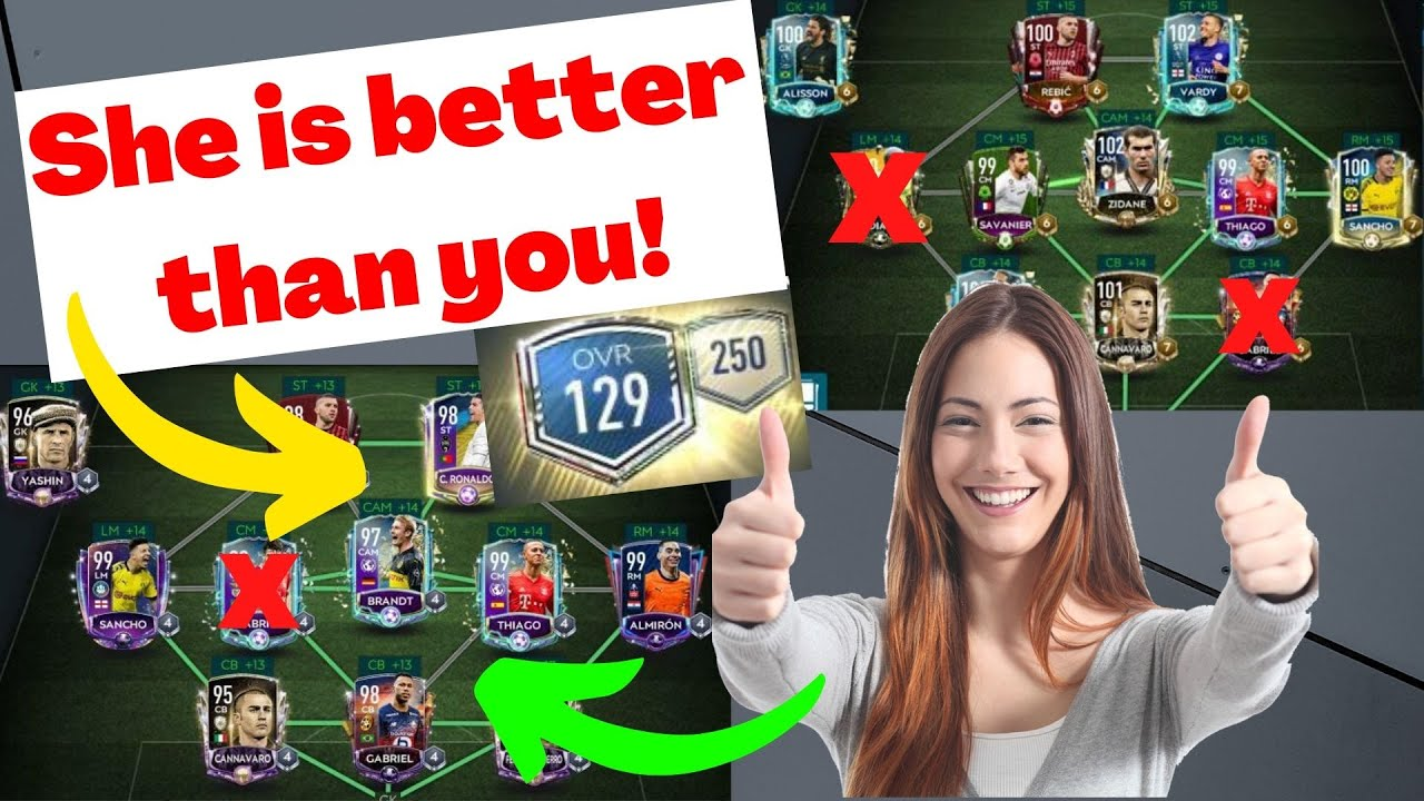 Fifa Mobile 20 l Rating your team's - Episode 3! One change = +1 OVR! *20K Special*