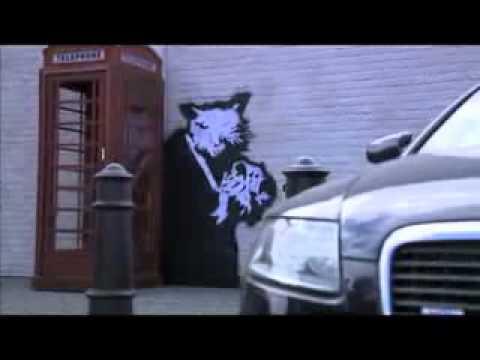 Banksy НАШЛИ!!!!!