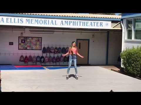 McKenna 2018 El Crystal Elementary School Talent Show