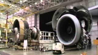 ganti mesin pesawat.FLV