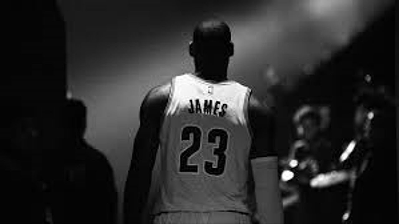 wholesale dealer 973d4 664b7 LeBron James Come Out of Nowhere Nike Commercial (Parody)