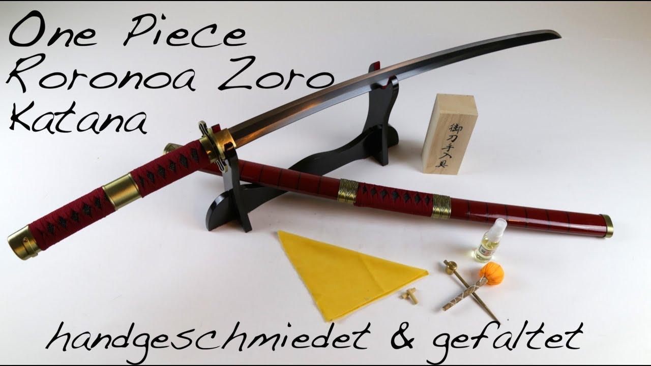 One Piece Roronoa Zoro Katana