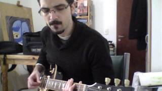 Megadeth - She Wolf Cover