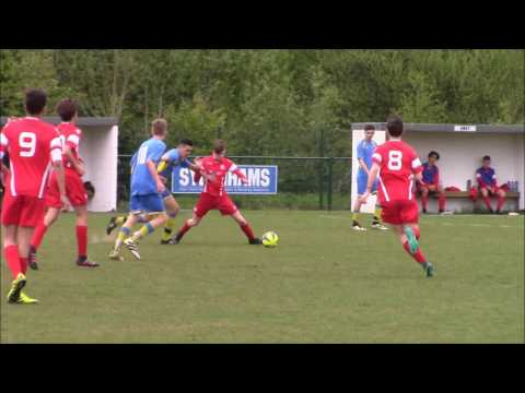 Aldershot District Schools FA v Southampton U16's 29th April 2017