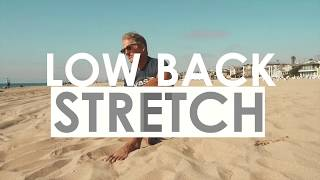 Lower Back Stretches for Surfing