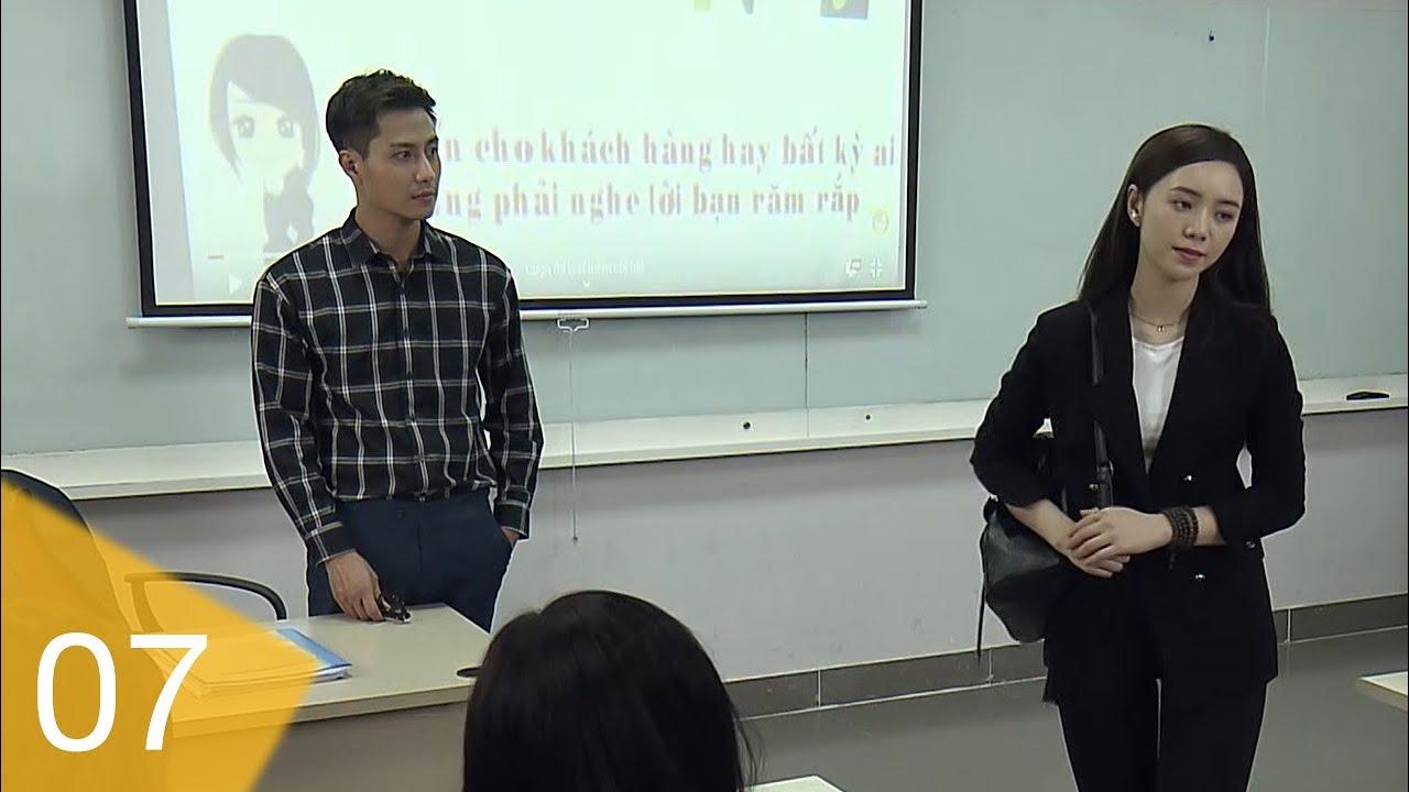 Đừng Bắt Em Phải Quên – Tập 7 | Cô nữ sinh may mắn bắn tỉa cực khét thầy giáo đẹp trai