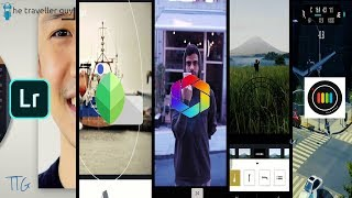 best photo editing apps for android | IOS | TOP 5
