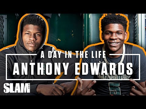 Anthony Edwards Will NOT be Stopped: 'NOTHING BUT DUNKS' 💪🏽 | SLAM Day in the Life