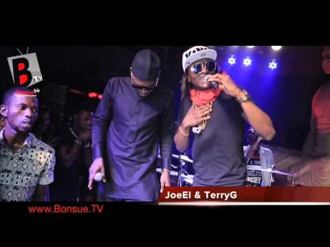 Video: Terry G electrifying performance at the industryNite with JoeEl #BonsueTV