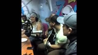 Micheille Soifer en Radio La Zona