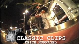 HUF Keith Hufnagel Skateboarding Classic Clips #18