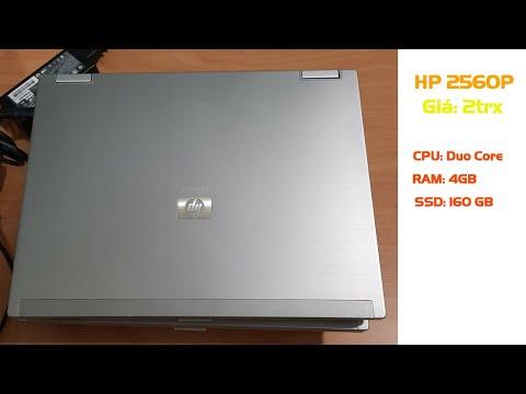Review Laptop HP 2530P Cũ Giá Rẻ [Tin Học Thực Dụng]