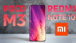 Xiaomi Redmi Note 10 - это POCO M3 🔥 ПРОВАЛ iPhone 12 Mini 😱 Galaxy Note 21 - НЕ БУДЕТ!
