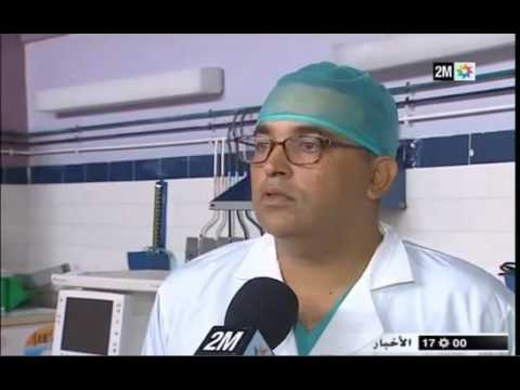 2M VATS lobectomie (lobectomie sous thoracoscopie)  Chirurgie thoracique chu casablanca Maroc