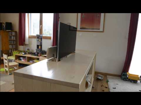 meuble tv profil youtube. Black Bedroom Furniture Sets. Home Design Ideas