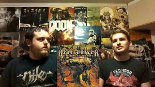 Devildriver - Outlaws 'Til The End Vol. 1 Album Review - Plugged On Reviews