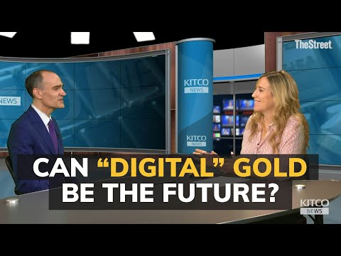 Gold's Future May Ultimately Be Digital Says Tradewind