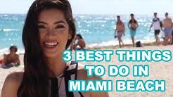 Miami Beach Things to do Winter