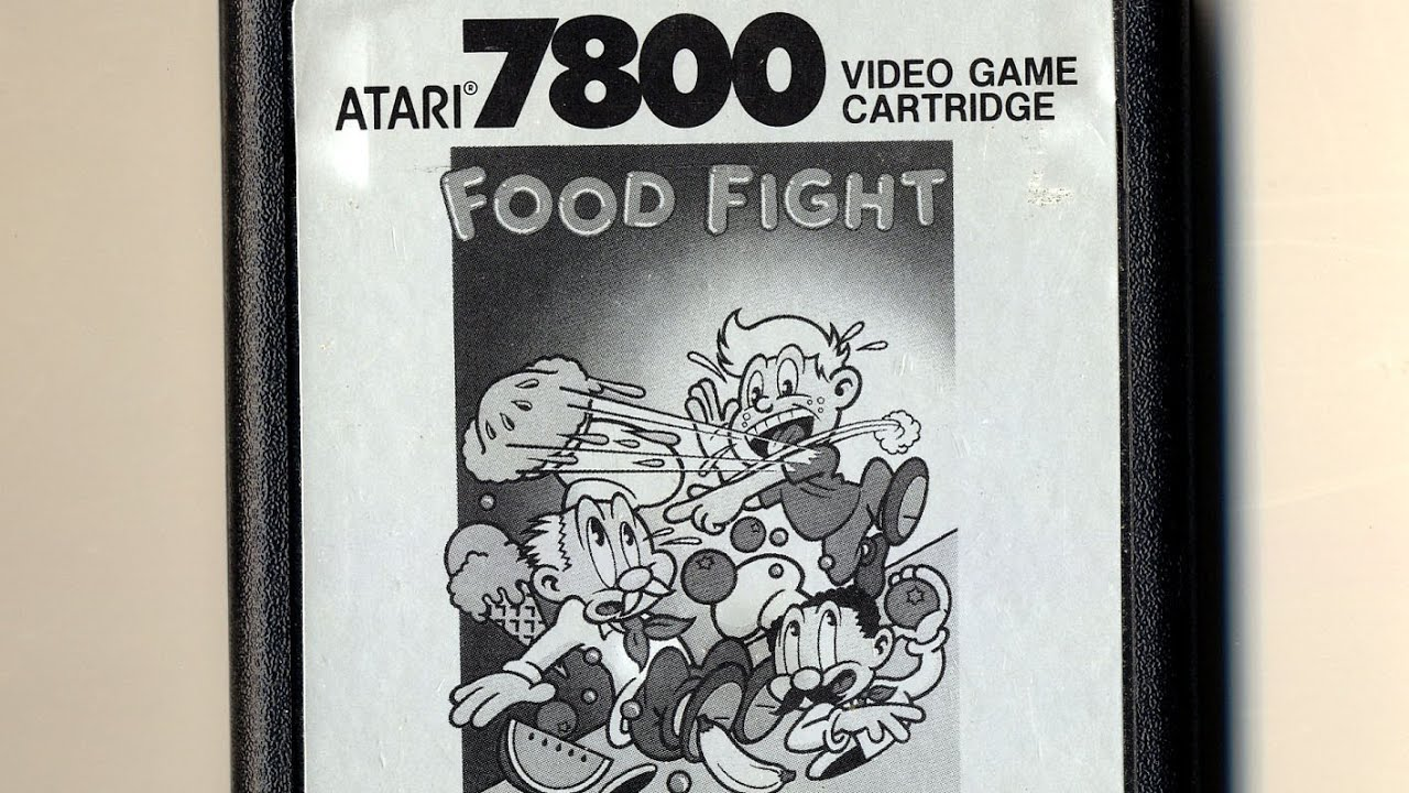 Food fight review