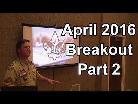 Helpful Online Tools (April 2016 Cub Scout Roundtable Breakout) Part 2