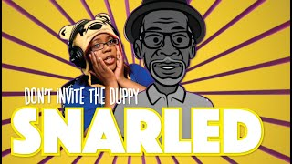 Don't Invite the Duppy by SNARLED | Jamaican Scary Story Time Animation Reaction