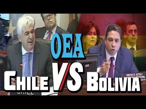 Bolivia y Chile se Enfrentan en la OEA por 9 Detenidos en Frontera