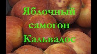 Кальвадос или яблочный дистиллят своими руками. Ставим брагу. Первая и вторая перегонка LUXSTAHL 5.