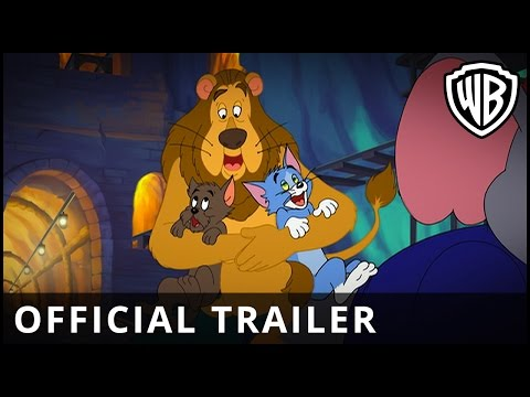 Tom and Jerry: Back to Oz trailer