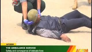 Afisem – The Ambulance Service - Badwam on Adom TV (28-1-20)
