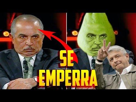 CARLOS MARIN intenta DESTROZAR a LOPEZ OBRADOR AMLO durante ENTREVISTA 2018 ELECCIONES