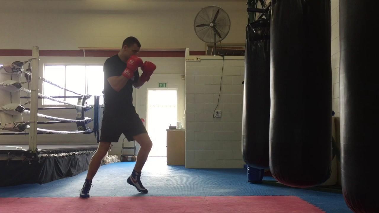 5 Boxing Heavy Bag Combinations